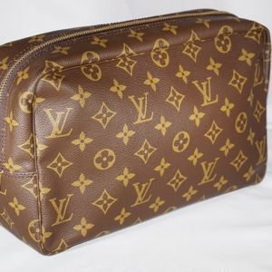 Louis Vuitton Vintage Cosmetic made in France 1980